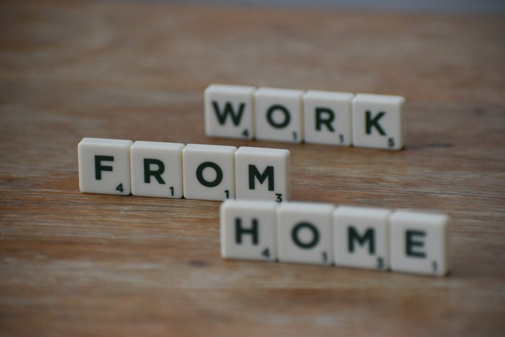 Work Form Home DIgital Bnada
