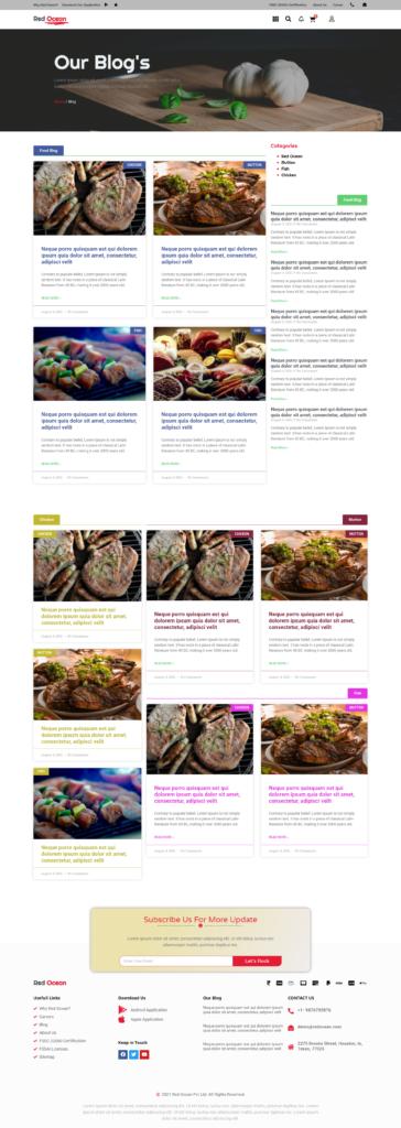 Red Ocean-Website Template Kits 19