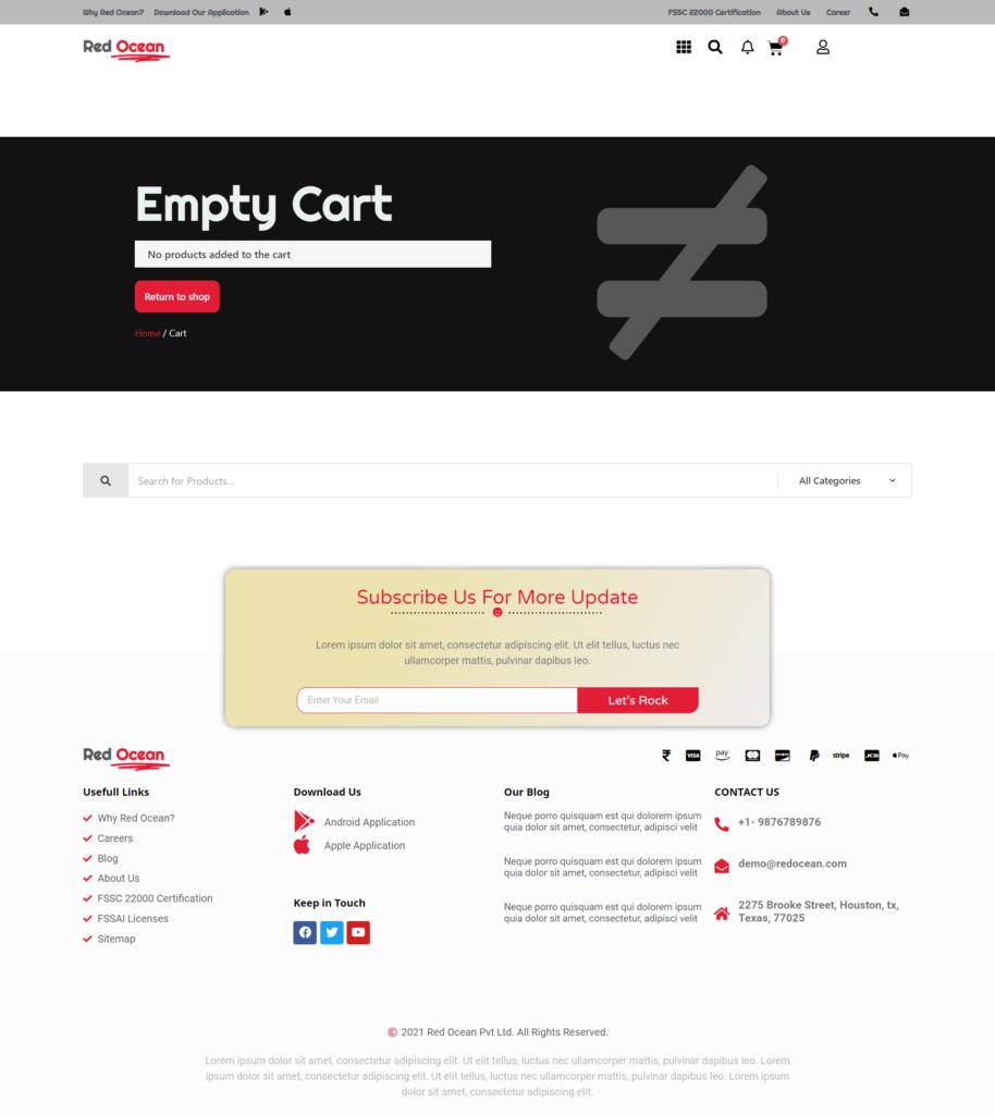 Red Ocean-Website Template Kits 32