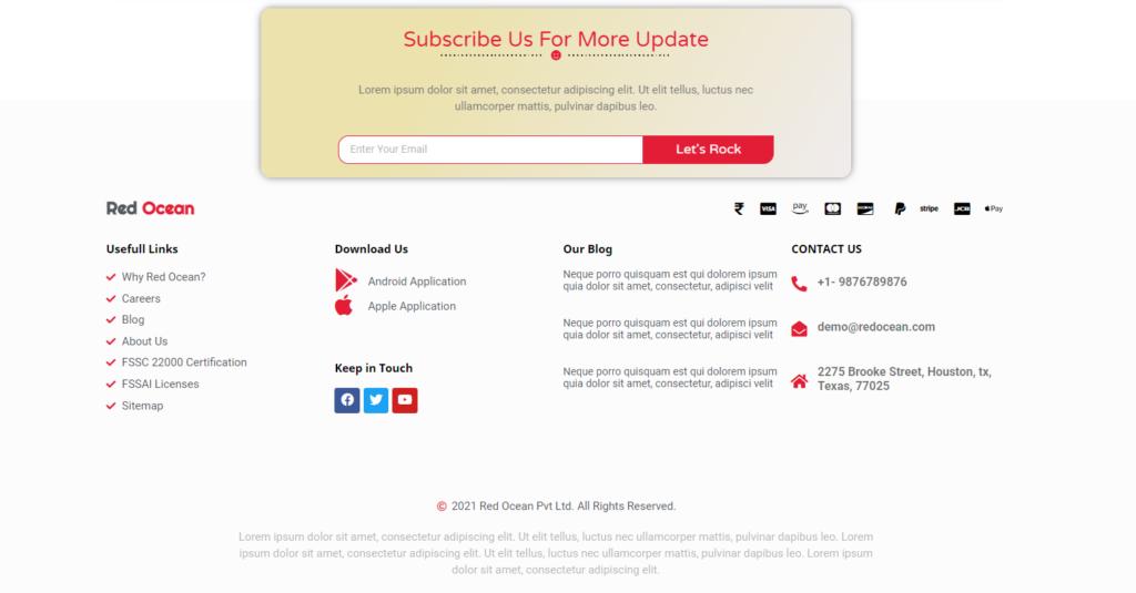 Red Ocean-Website Template Kits 38