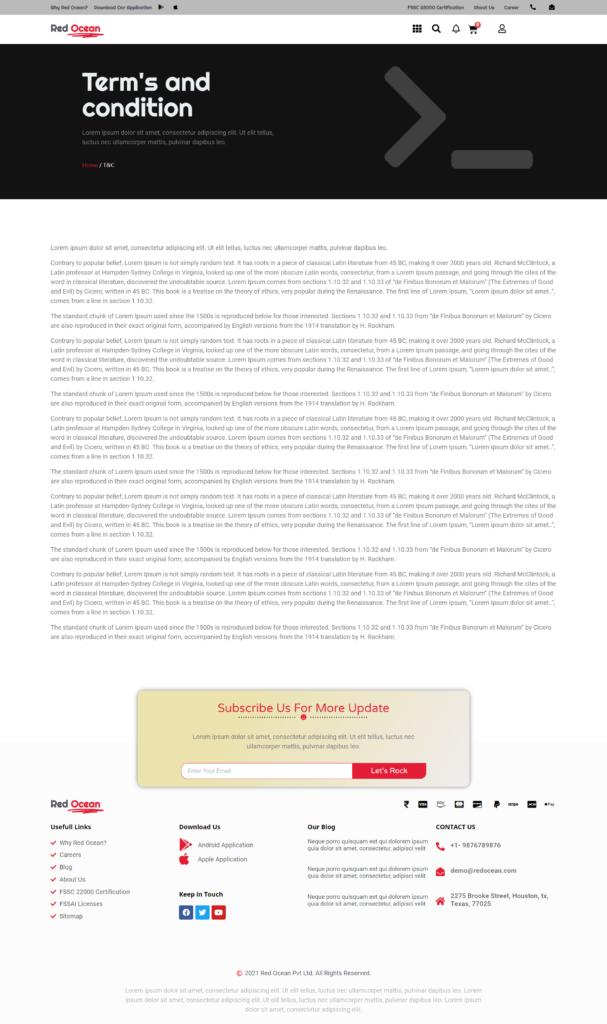 Red Ocean-Website Template Kits 9