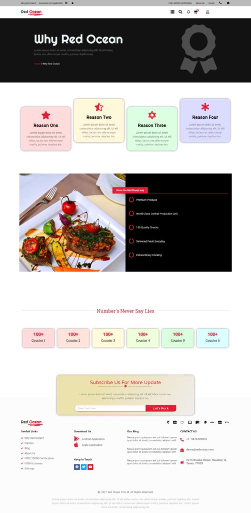 Red Ocean-Website Template Kits 10